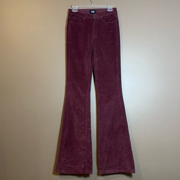 Paige high rise bell canyon in midnight plum